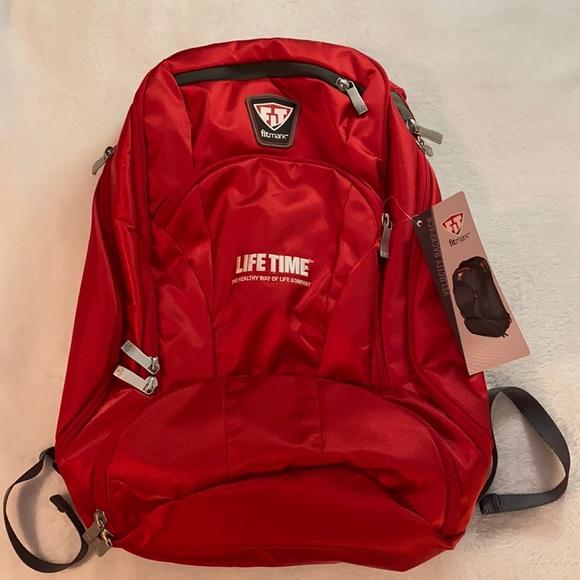 Fitmark Unisex Lifetime Fitness Velocity Backpack